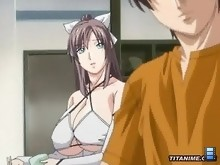 Bleach Hentai: His new mother was quite gentle and made a lasting effect on him, but she died, too